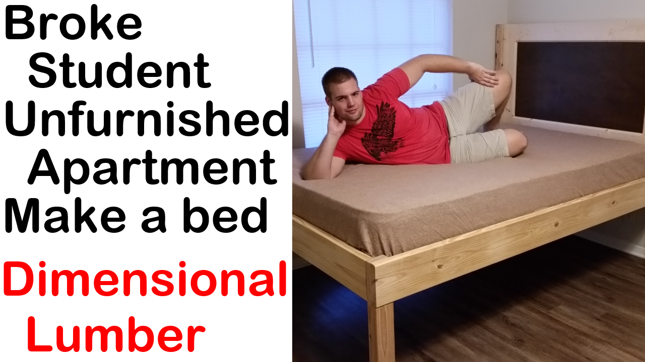 Full XL Bed Frame